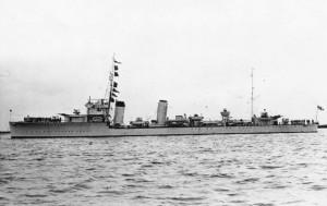 HMS Mackay