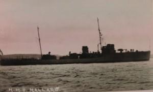 HMS Mallard