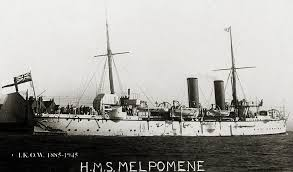 HMS Melpomene