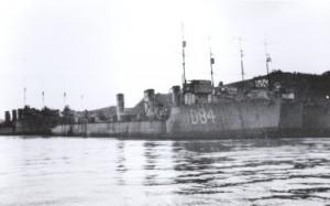 HMS Meteor