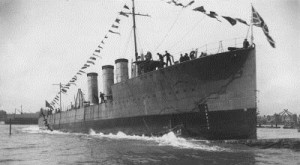 HMS Michael