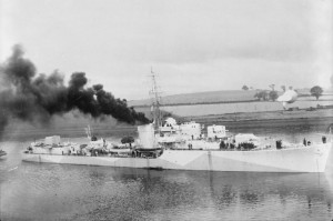 HMS Milne