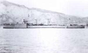 HMS Miranda