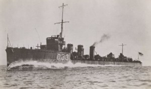 HMS Murray