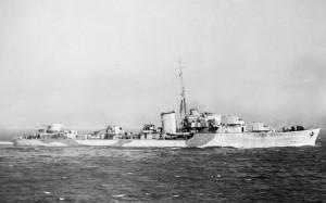 HMS Musketeer