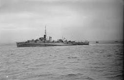 HMS Nith