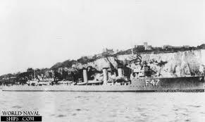 HMS Nugent