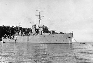 HMS Peterhead