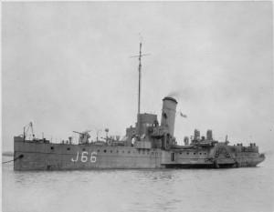 HMS Plinlimmon
