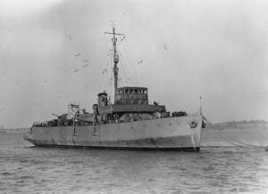 HMS Plover