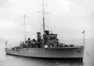 HMS Salamander