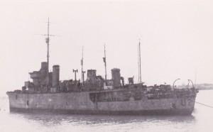 HMS Scarborough