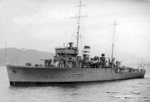 HMS Seagull