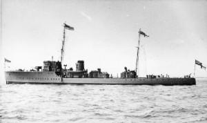 HMS Sheldrake