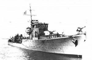 HMS Southdown