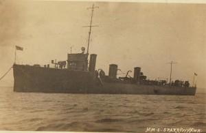 HMS Sparrowhawk