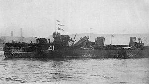 HMS Spitfire