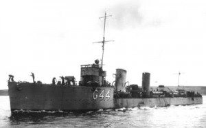 HMS Strongbow