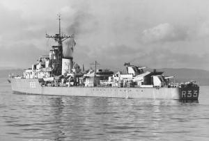 HMS Terpischore