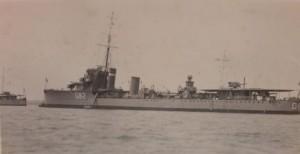 HMS Valorous
