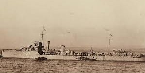 HMS Vehement