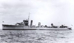 HMS Vesper