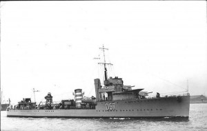 HMS Violent