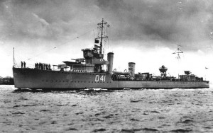 HMS Walpole