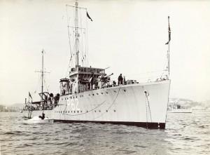 HMS Widgeon