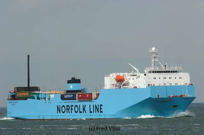 Maersk Exporter