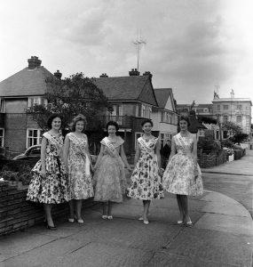 The Carnival Girls