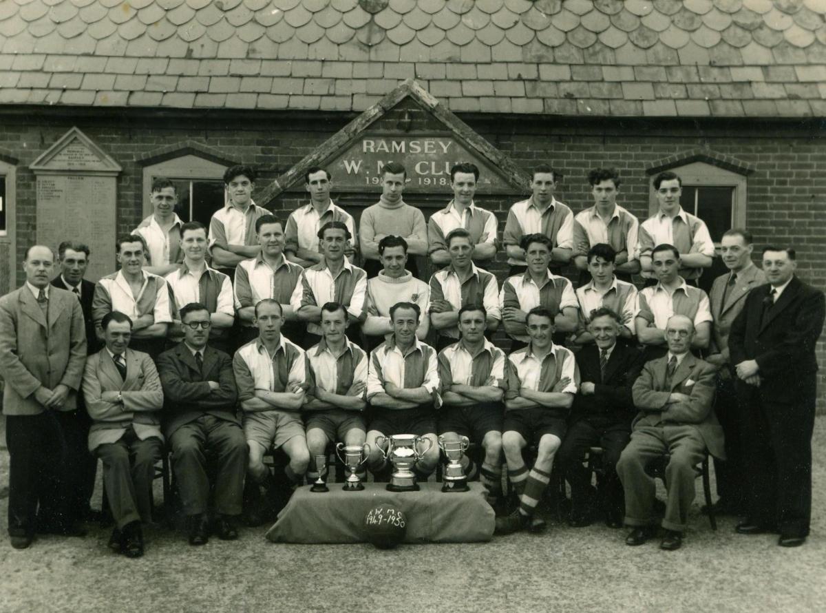 Ramsey Harwich & Dovercourt