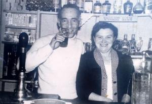 Bob and Dilys Clarke