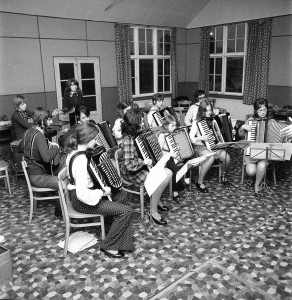 Pearle Foote Accordion Orchestra