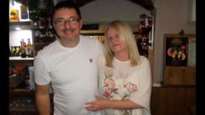 Kevin Spellacey & Pamela Walsh