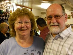 Margaret & Barry Mackness