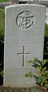 Reginald Priddle